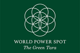 WORLD POWER SPOT The Green Tara